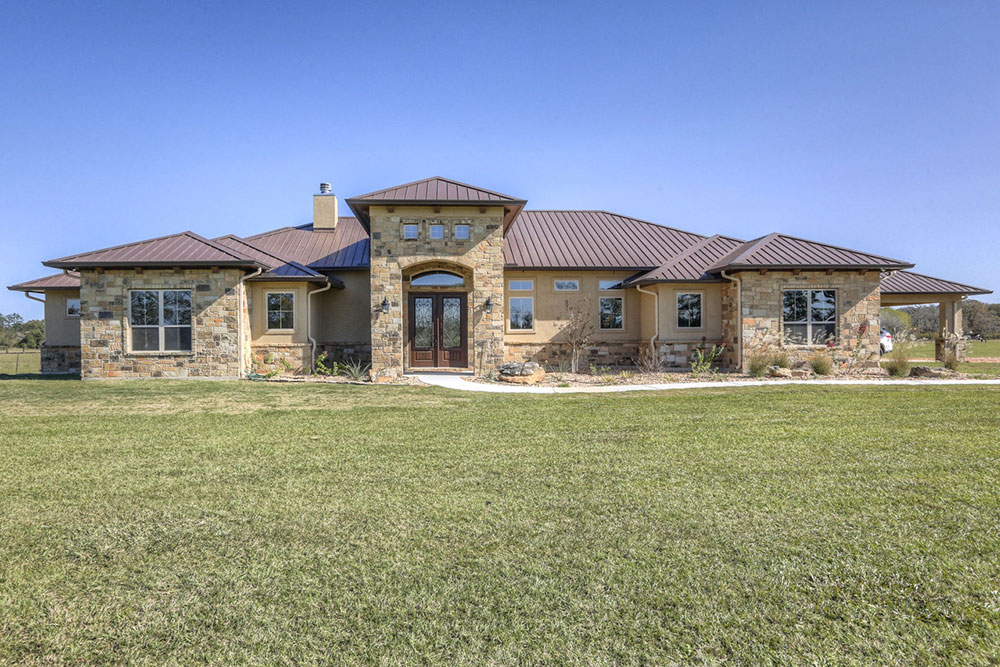 custom homes, waller, texas
